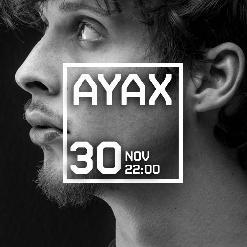 AYAX + ARTISTA CONVIDAT
