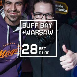 STROIKA SESSIONS amb DJ WARSAW + BUFF BAY