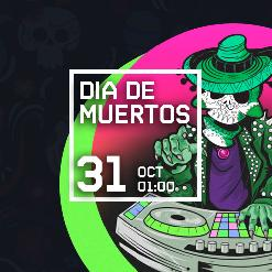DIA DE LOS MUERTOS amb DJ WARSAW + SHAKUR