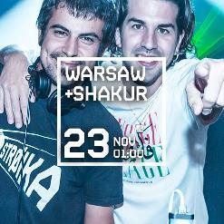 STROIKA SESSIONS amb DJ WARSAW + SHAKUR
