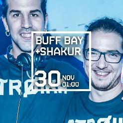 STROIKA SESSIONS amb DJ SHAKUR + BUFF BAY