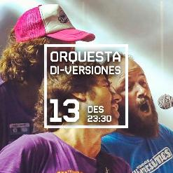 ORQUESTRA DI-VERSIONES