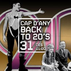 CAP D'ANY- BACK TO 20'S