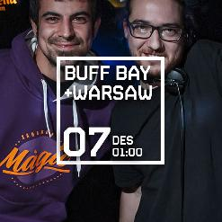 STROIKA SESSIONS amb WARSAW + BUFF BAY
