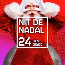 NIT DE NADAL amb DJ WARSAW + SHAKUR