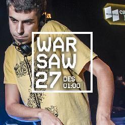 SESSIÓ STROIKA amb DJ WARSAW