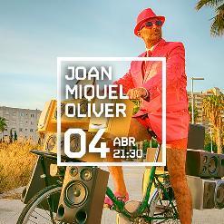 JOAN MIQUEL OLIVER + ARTISTA CONVIDAT