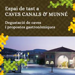 ESPAI CAVES CANALS & MUNNÉ