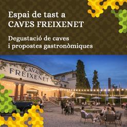 ESPAI CAVES FREIXENET