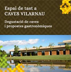 ESPAI CAVES VILARNAU