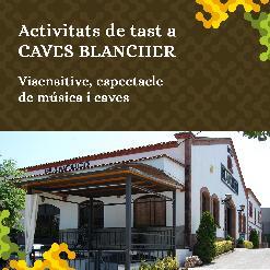 ESPAI CAVES BLANCHER