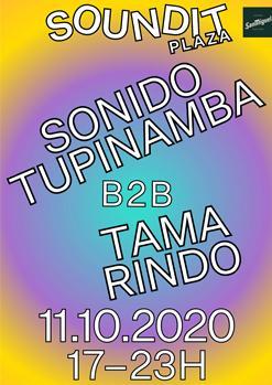 Sonido Tupinamba b2b Tama Rindo