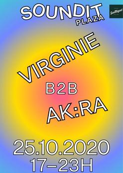 Virginie b2b Ak:ra