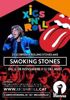 Descobreix a Rolling Stones amb Smoking Stones - Xics'n'Roll