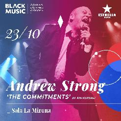 """BMF21 - ANDREW STRONG """"The Commitments"""" 30 aniversari"""