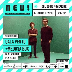 NEU! Cala Vento + Medusa Box