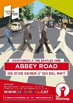 Descobreix a The Beatles amb Abbey Road - Xics & Roll
