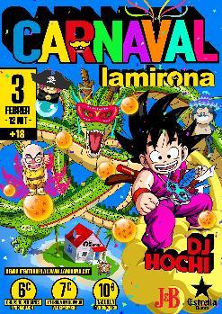 CARNAVAL de La Mirona 2018 amb Dj Hochi