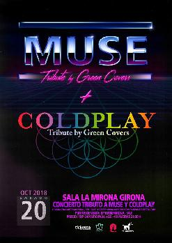 TRIBUT MUSE & COLDPLAY