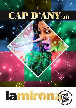 REVETLLA DE CAP D'ANY - HOLA 2019!