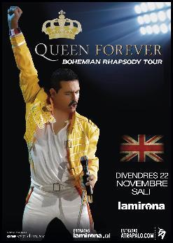 "QUEEN FOREVER ""Bohemian Rhapsody Tour"""