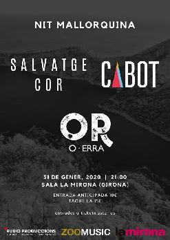 CABOT - OR - SLAVATGE COR