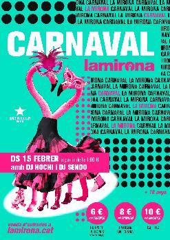 CARNAVAL 2020 amb Dj Hochi i Dj Send0