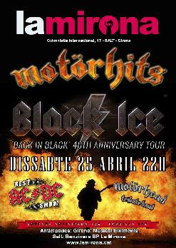 MOTÖRHITS · BLACK ICE