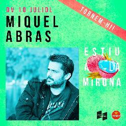 MIQUEL ABRAS + SOUND ON