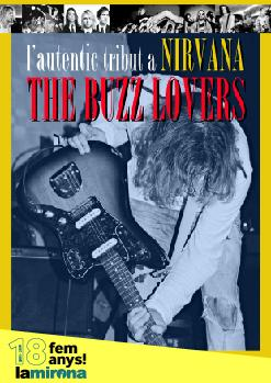 THE BUZZLOVERS (Tribut a Nirvana)