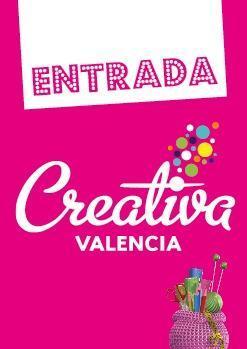 ENTRADA DE DÍA CREATIVA VALENCIA 2018