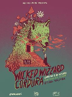 WICKED WIZZARD + CORDURA
