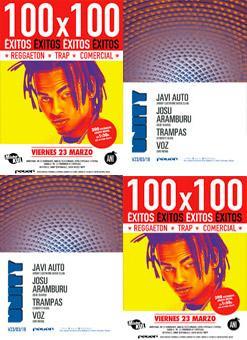 100 x 100 Éxitos / UNITY