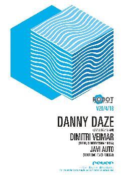 DANNY DAZE / 100x100 EXITOS