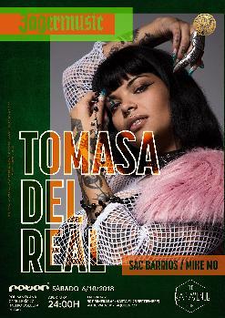 TOMASA DEL REAL + Sac Barrios / Mike Mo