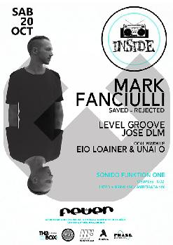INSIDE con MARK FANCIULLI