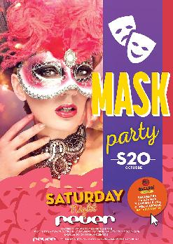 S20 -MASK PARTY-
