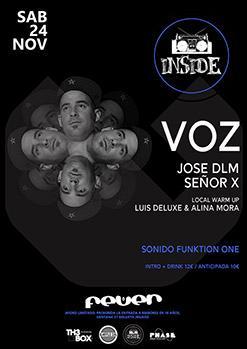Inside Club con Voz