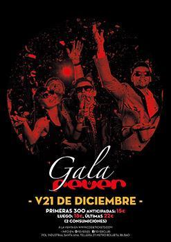 GALA DE NAVIDAD | 21/12/18 | 24h