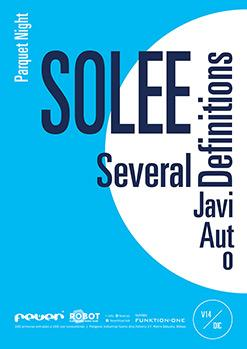 SOLEE / SEVERAL DEFINITIONS