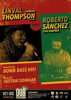 LINVAL THOMPSON / ROBERTO SANCHEZ -DUBFEVER-