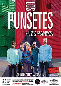 LOS PUNSETES