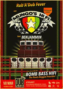 MUNGO'S HIFI feat. BENJAMMIN