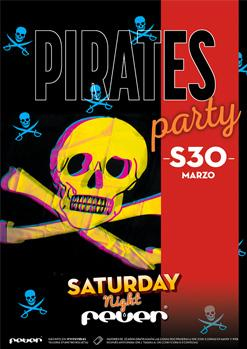 PIRATES PARTY // FOLLOW THE PARTY