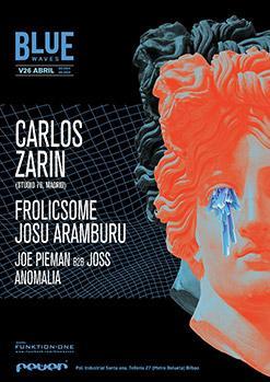 CARLOS ZARIN / FROLICSOME / JOSU ARAMBURU / JOE PIEMAN b2b JOSS / ANOMALIA