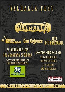 Valhalla +  Ad Eternum +  Los Cojones + El Reno Renardo
