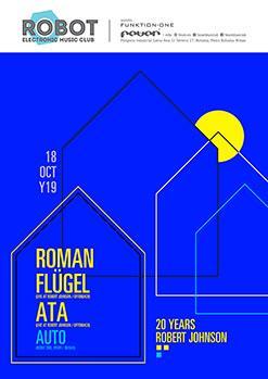 ROMAN FLÜGEL / ATA / AUTO