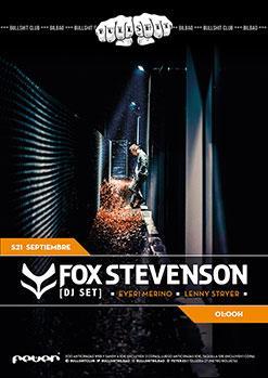 FOX STEVENSON (DJ set) / SATURDAY NIGHT FEVER