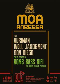 MOA ANBESSA feat BURIMAN WELL JAHDGMENT & DON DIEGO...
