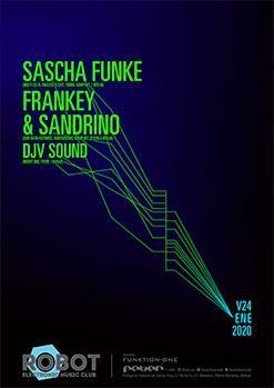 SASCHA FUNKE / FRANKEY & SANDRINO / DJV SOUND